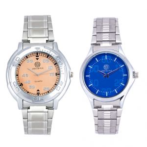Shostopper Vintage Collection Combo Watches For Mens (product Code - Sj167wcb)