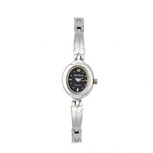 Shostopper Charming Black Dial Analogue Watch For Women (product Code - Sj62025ww)