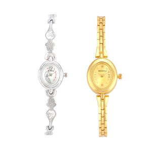 Shostopper Vintage Collection Combo Watches For Womens (code - Sj271wcb950 )