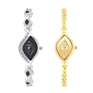 Shostopper Vintage Collection Combo Watches For Womens (code -sj272wcb850 )