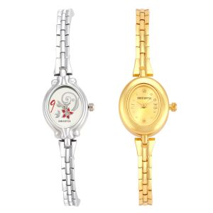 Shostopper Vintage Collection Combo Watches For Womens ( Code - Sj303wcb )