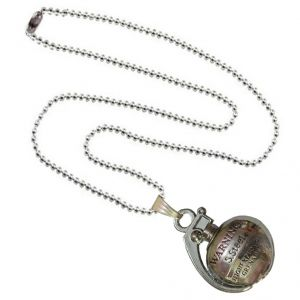 Men Style Vintage Earth Shape Symbol Silver Zinc Alloy Necklace Pendant For Men And Boys (Product Code -SPn003049)