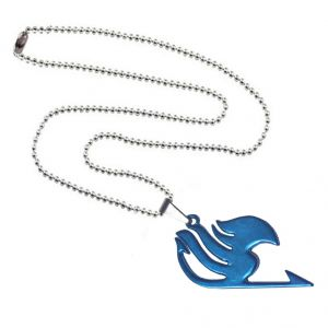 Men Style 2016 Best Selling High Polished Lovely Muslim Allah Necklace Blue Stainless Steel Pendant For Men And Women (product Code - Spn08018)