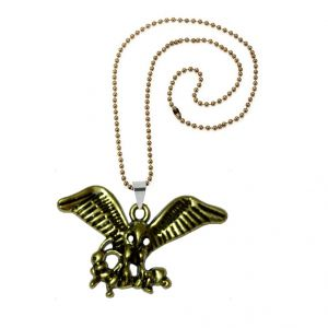 Men Style 2016 New Design Big Eagle Gold Zinc Alloy Bird Pendant For Men And Women (Product Code - SPn08058)