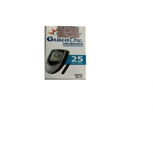 25 Test Strips For Dr Morepen Gluco One Glucose Meter Test Strips (bg-03)