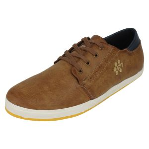 Molessi Mens Molessi Mens Formal Brown Casual Shoe - ( Code - Ml15c414s_p )