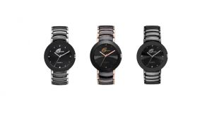 Arum Combo Of Three Special Black Watches For Men