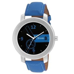 Arum Stylish Blue Smart Watch