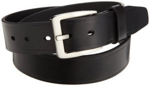 Pe Mens Genuine Leather Black Waist Belt - (product Code - Bl100bl_plain)