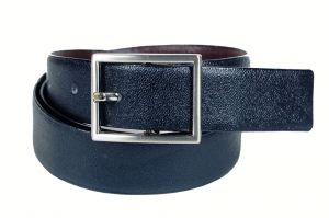 Pe Mens Genuine Leather Black Waist Belt - (product Code - Bl204bl_indian)