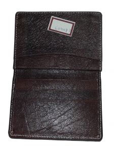 Pooja Exports Genuine Leather Card Holder