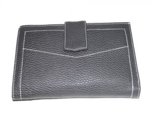 Pe Womens New Black Pu Leather Wallet - (product Code - Lw503_bl)