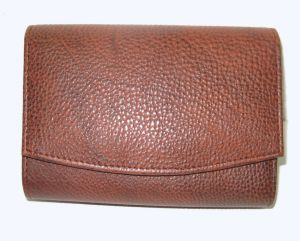 Pe Womens Brown Leather Wallet - (product Code - Lw505_br)