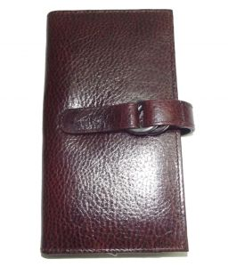 Pe Womens Brown Leather Wallet - (product Code - Lw509_br)