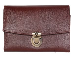Pe Womens Brown Leather Wallet - (product Code - Lw512_br)
