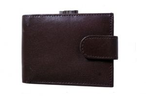 Pooja Exports Genuine Leather Ladies Wallet Lw0508_br