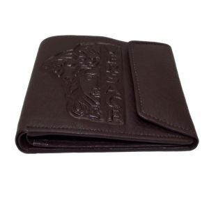 Pe Mens New Stylist Brown Pu Leather Wallet