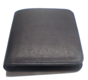 Pe Mens New Style Black Leather Wallet - (product Code - Mw305_bl)
