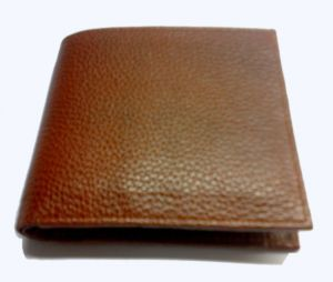 Pe Mens Genuine Burgndy Leather Wallet