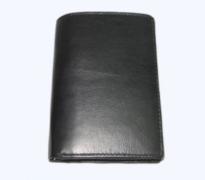 Pe Mens Sheep Black Leather Wallet - (product Code - Mw315_bl)
