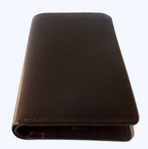 Pe Mens Sheep Brown Leather Wallet