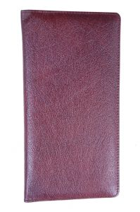 Pooja Exports Genuine Leather Passport Holder
