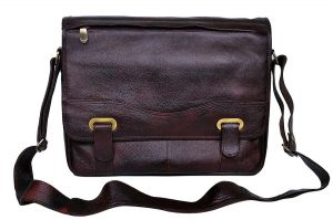 Pe 9 Inch 100% Genuine Leather Sling Bag