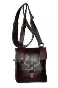 Pooja Exports Genuine Leather Sling Bag
