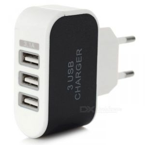 Fliptech Fast Charging Good Quality 2amp USB Adapter & Sync Cum Data Cable Charger For Htc One Me (code - 2amp_combo_110)