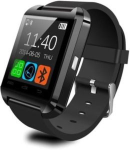 U8 Smartwatch Black