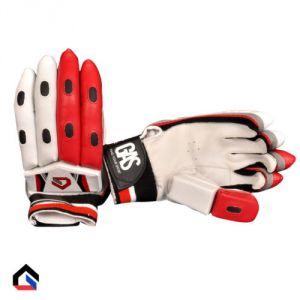 Cricket Gloves, Helmets - Gas Highglance Cricket Batting Gloves - Rh