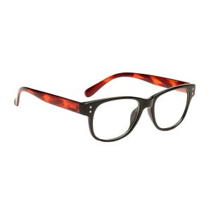 Blue-tuff Oval Sunglass Eyewear Girls Frame -5176-c5-black-red