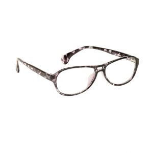 Blue-tuff Mens Oval Sunglass Eyewear Eye Frame-5180-c3-tptblack