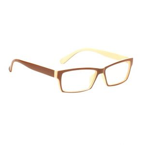 Blue-tuff Mens Oval Sunglass Eyewear Eye Frame-5184-c5-brown