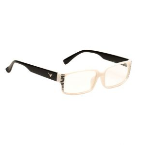 Blue-tuff Mens Oval Sunglass Eyewear Eye Frame-5190-c8-white
