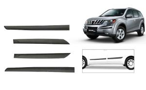 Side beading for cars - MP Car Original Side Beading Matt Black - Mahindra XUV 500