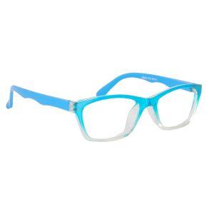 Kids' Accessories - Blue-Tuff Kids Rectangular Sunglass Eyewear -Sky Blue