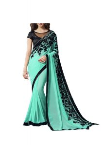See More Georgette Sarees - See More Women's Georgette Saree