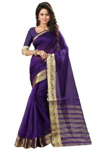 See More Self Design Royal Bluecolor Art Silk Saree Mohini 1 Royal Blue