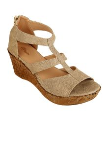 kalazone,flora,vipul,lime Wedges - Flora Comfort Sultan Gladitor Sandals (Code - PF-1011-25)