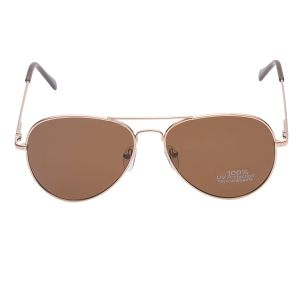 Prt Usa Pu01 Aviator Sunglasses (brown)