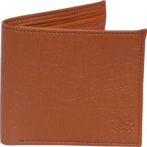 White Bear Tan Stylish Mens Wallet