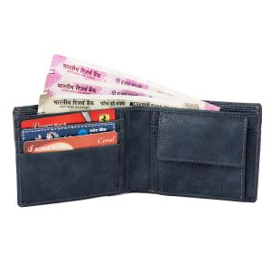 White Bear Stylish Mens Fashion Regular Wallet
