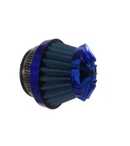 Capeshoppers New Advance Moxi Blue Filter For Hero Motocorp Passion+