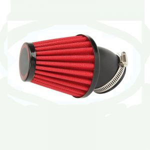 Capeshoppers Rad High Performance Bike Air Filter For Tvs Victor Gl