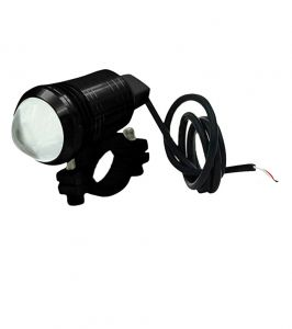 Capeshoppers Single Cree-u1 LED Light Bead For Mahindra Centuro O1 D