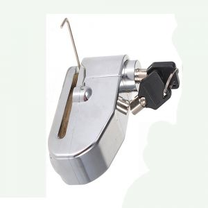 Security for cars and bikes - Capeshoppers ALARM LOCK For TVS Jive