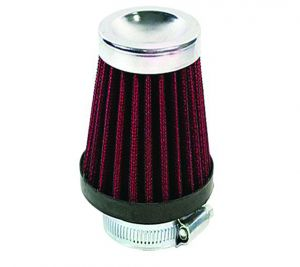 Capeshoppers Big HP High Performance Bike Air Filter For Tvs Victor Glx 125