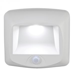 Mrbeams Mb530 Wireless Motion Sensor LED Step/stair Light, White,1-pack