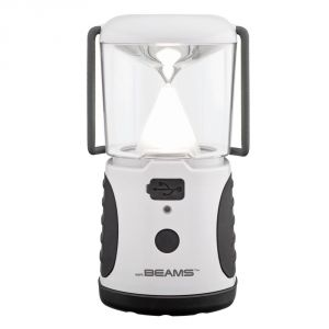 MrBeams MB480 UltraBright LED Lantern with USB Port,White